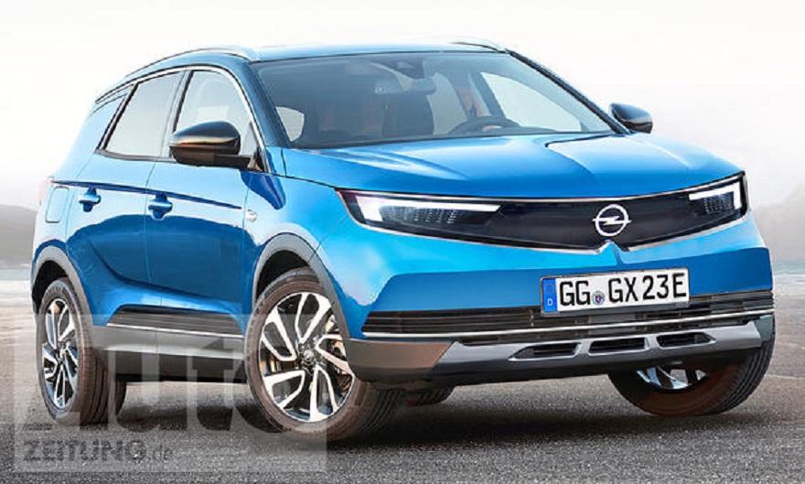 Од Opel за годинава најавуваат и нова Mokka